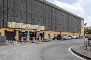 Parcheggio Central Repubblica Parma