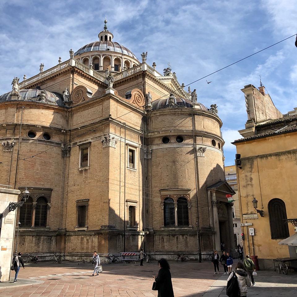 Basilica Magistrale di Santa Maria della Steccata