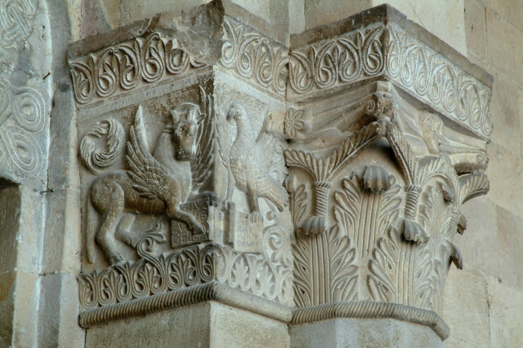 Badia Cavana o abbazia di San Basilide