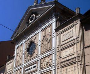 Chiesa di Santa Teresa Oratorio dei Rossi