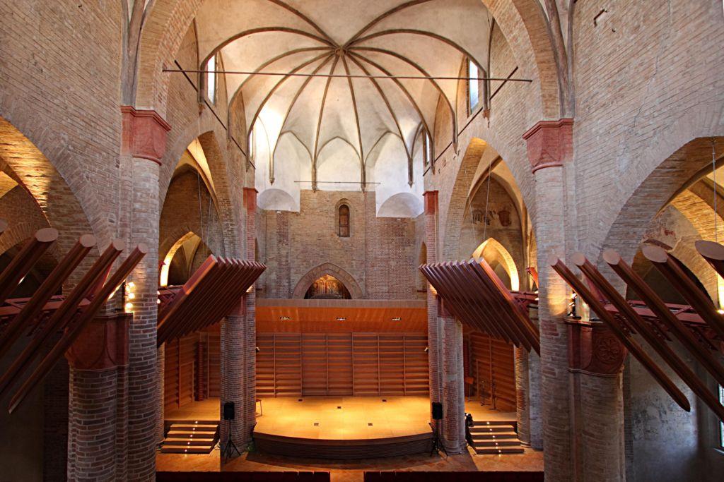 Auditorium del Carmine Conservatorio Arrigo Boito