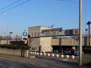 Parcheggio Abbeveratoia Parma