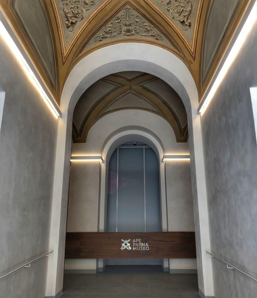 Ape Museo ingresso