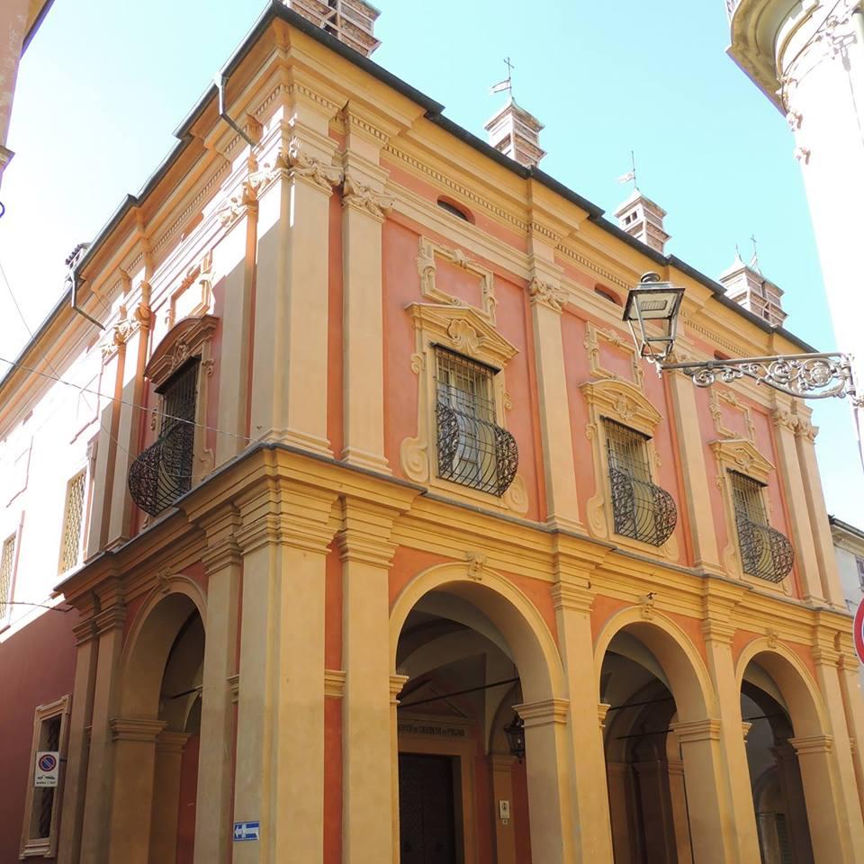 Biblioteca Monte di Pietà Busseto