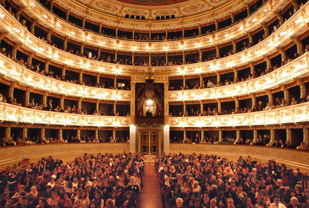 Teatro Regio platea