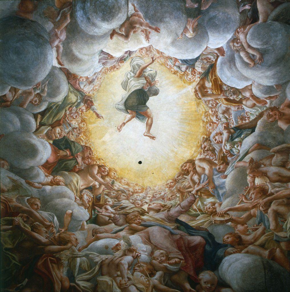 Cupola del Correggio