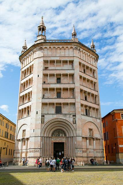 Battistero Parma