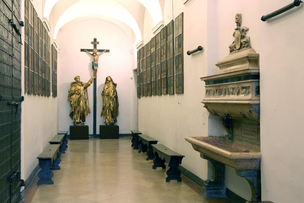 Museo Costantiniano Steccata