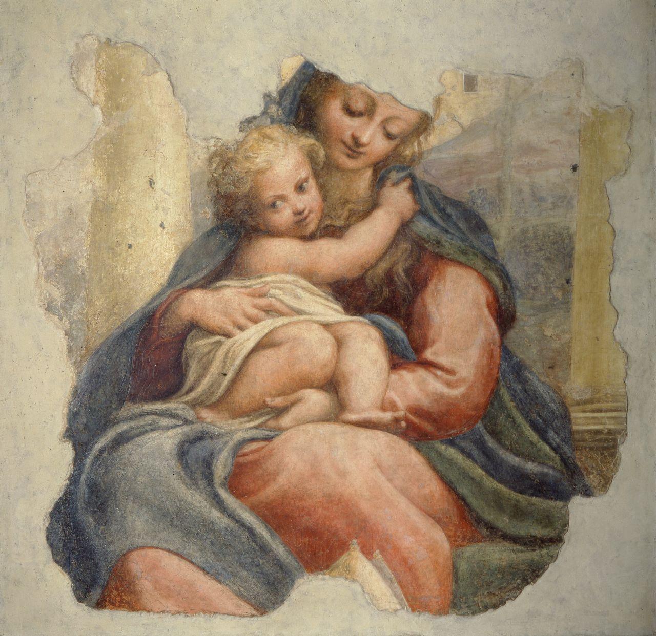 Madonna della scala Correggio