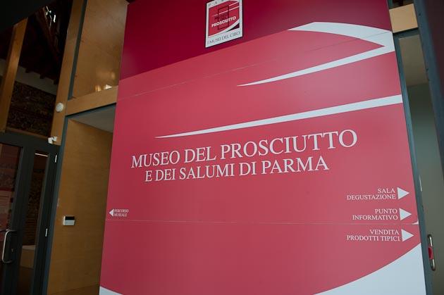 Museo del Prosciutto di Parma _Langhirano