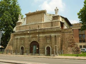 Porta San Francesco Parma