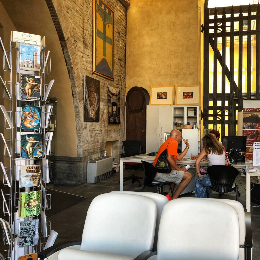Iat Ufficio turistico Parma