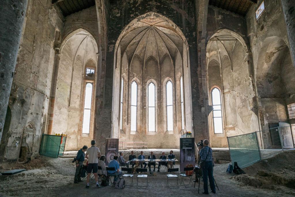 San Francesco del Prato interno