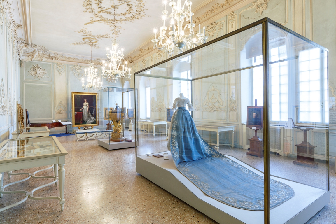 Salone A Museo Glauco Lombardi