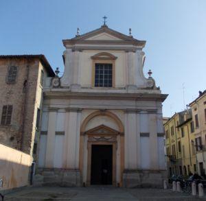 Chiesa di Sant'Uldarico facciata