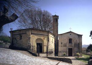 Battistero di Serravalle