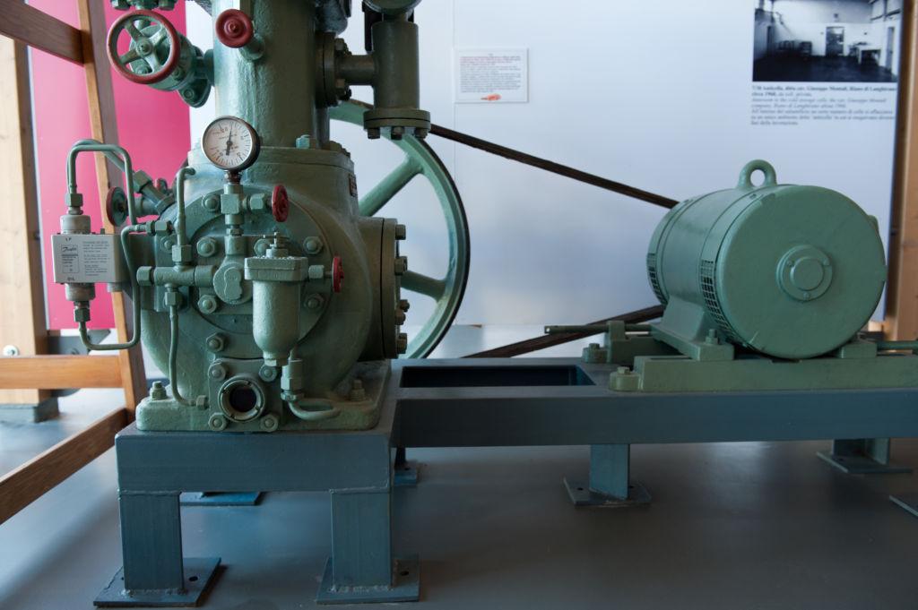 Museo Prosciutto particolare
