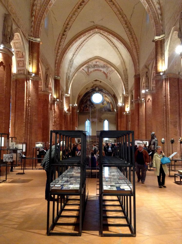 Csac interno museo