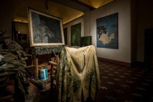 Lo-studio-di-Carlo-Mattioli-a-Parma-photo-Fabrizio-Piscopo