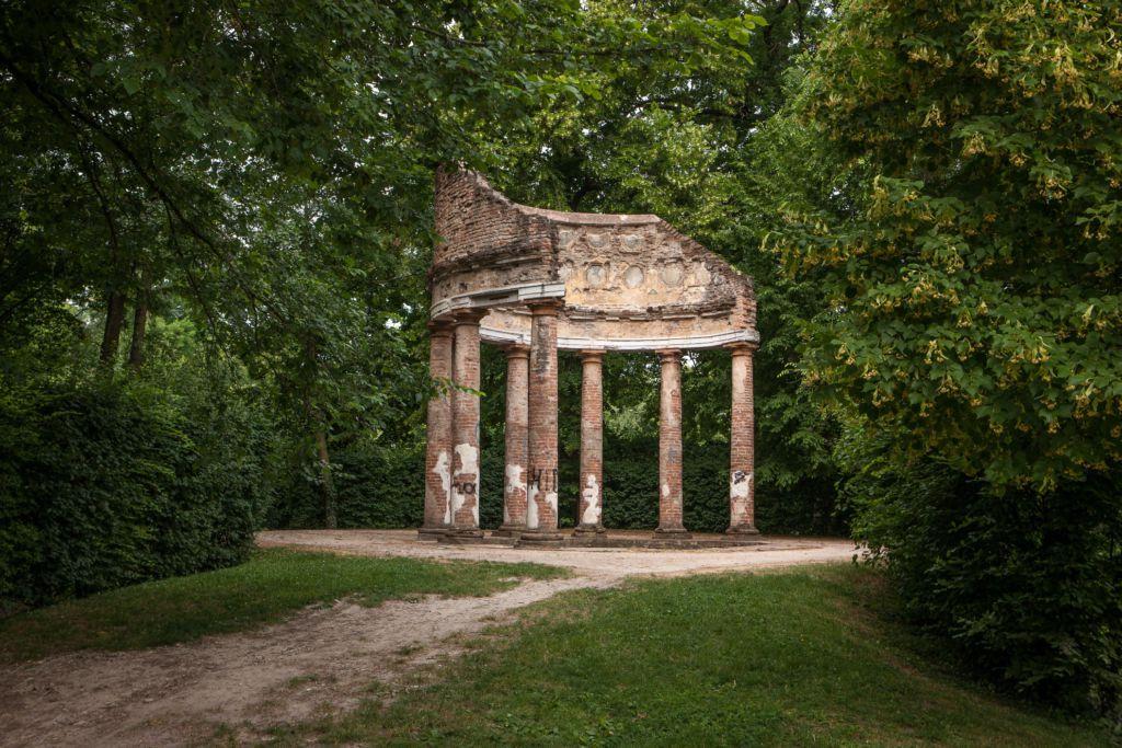 Parco Ducale tempietto