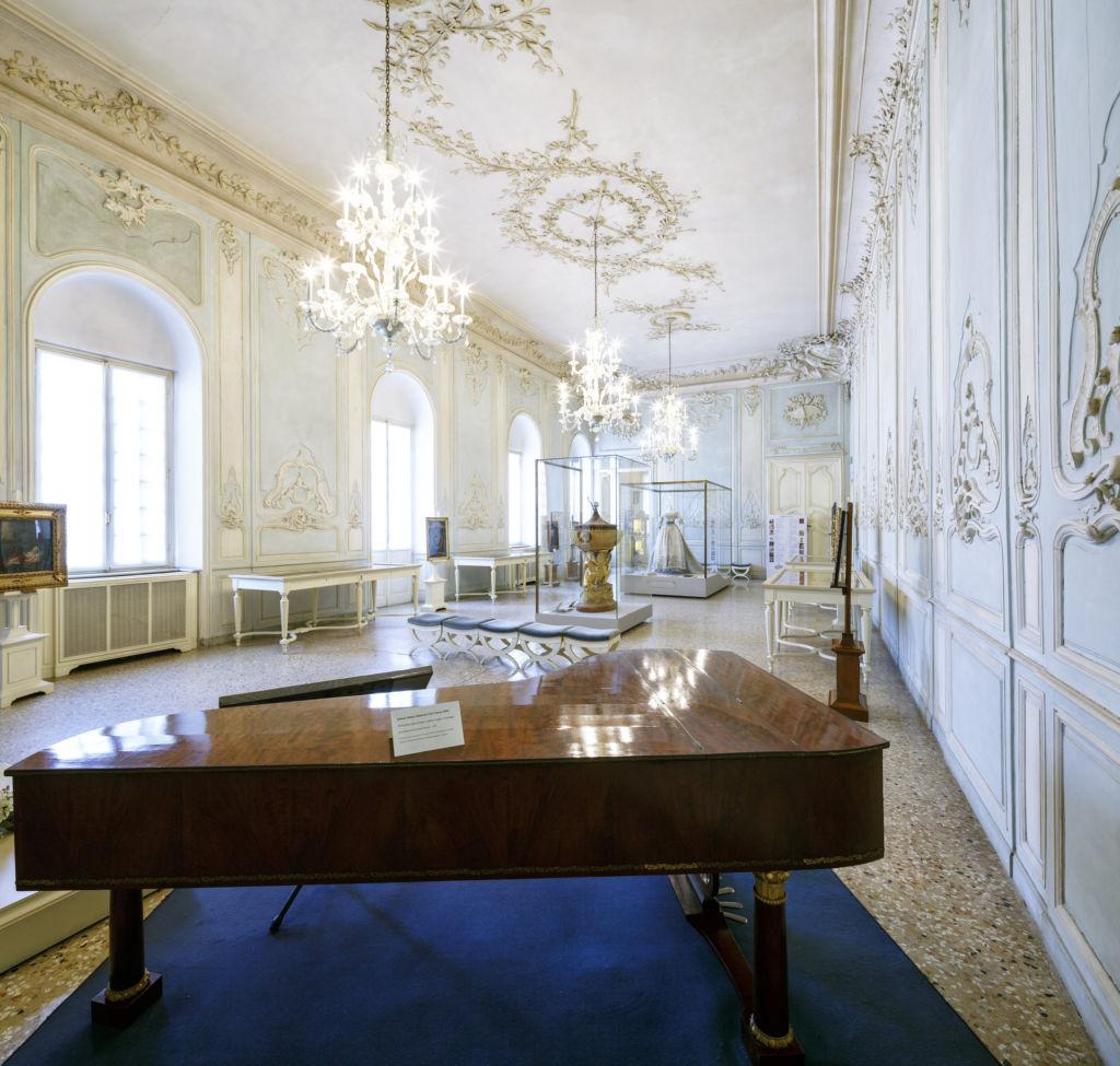 Salone Museo Glauco Lombardi