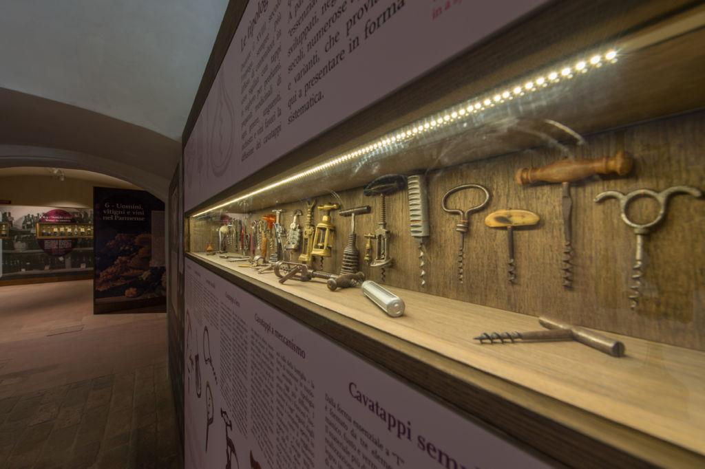 Museo del Vino dei Colli di Parma - Sala Baganza