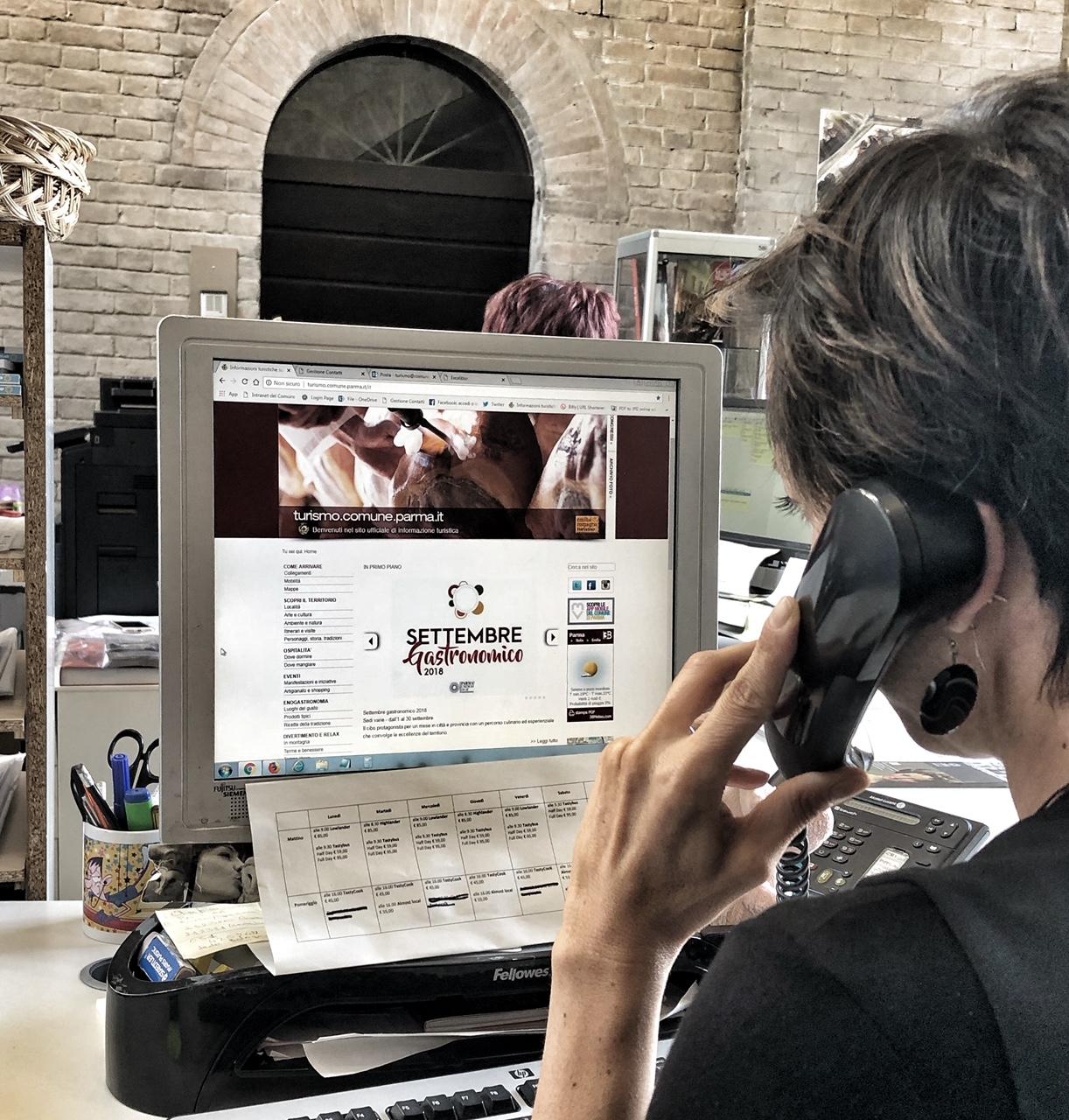 Ufficio Informazioni Accoglienza Turistica Parma