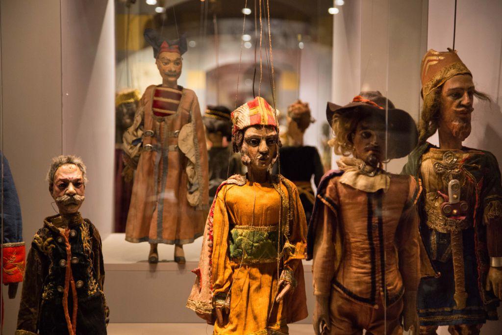 Museo dei Burattini_particolare