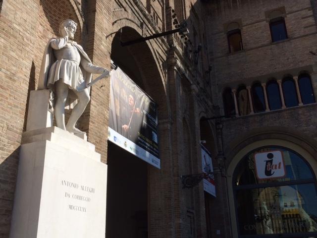 Monumento a Correggio