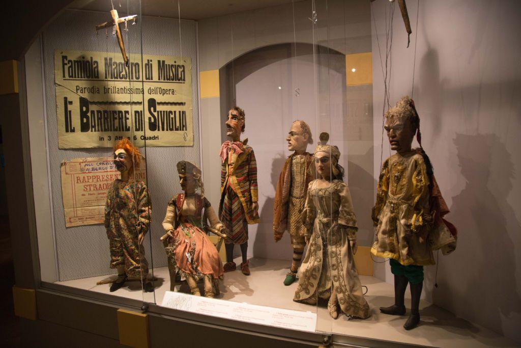 Museo dei Burattini_dettaglio