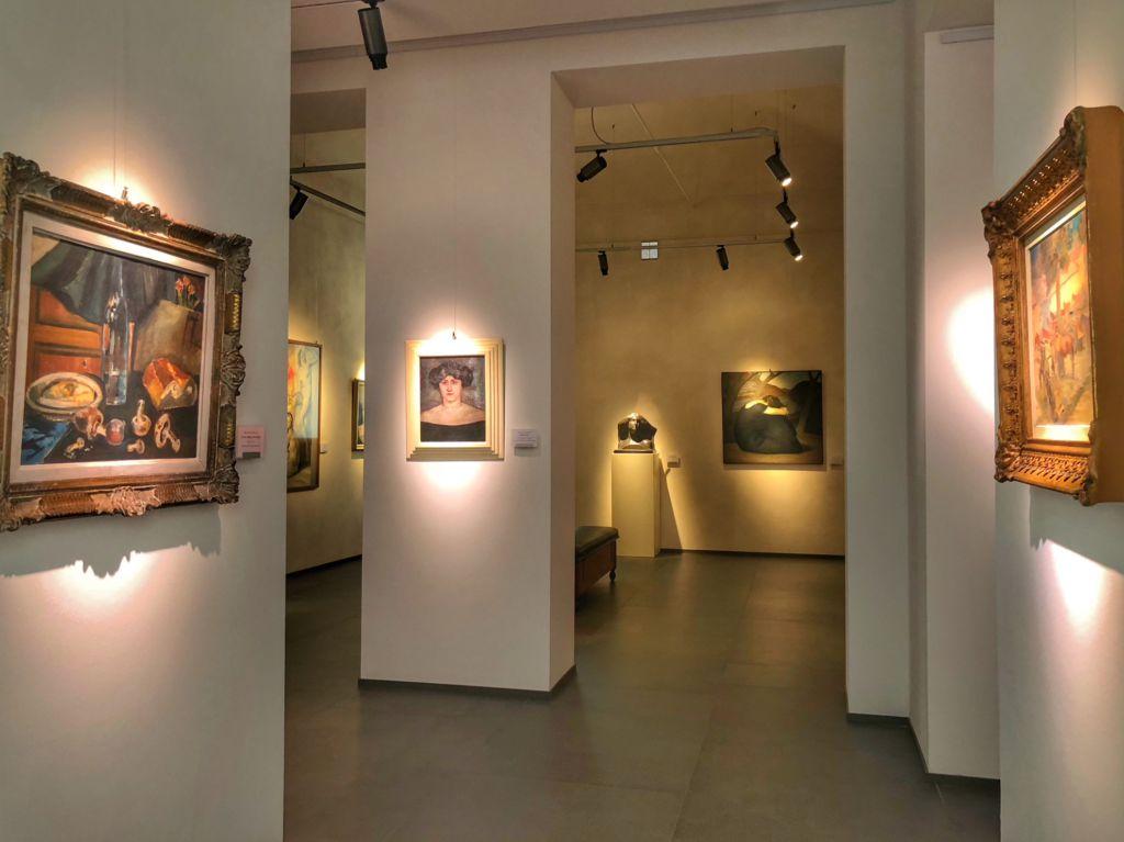Ape Museo interno