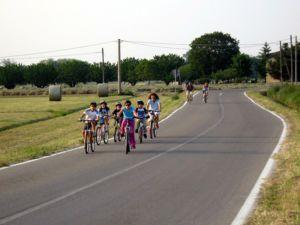 Noleggio bici Corte di Giarola