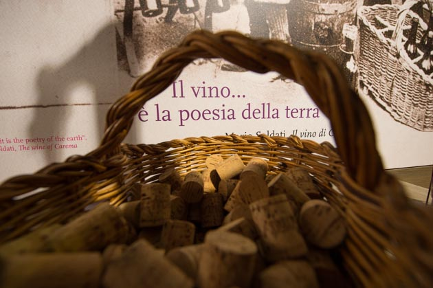 Museo del Vino dettaglio