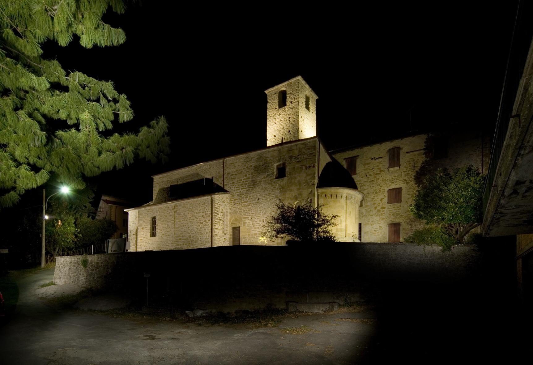 Estate delle Pievi - Moragnano - Chiesa di Santa Giuliana - Credit Parma Turismi (1).jpg