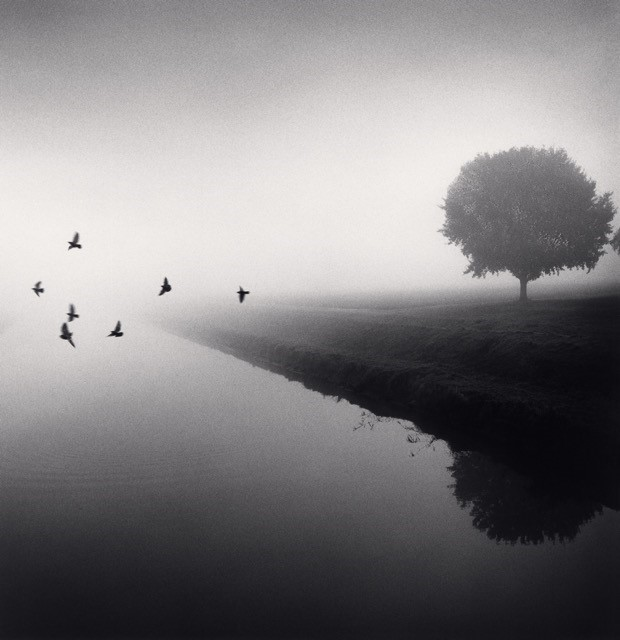 "Michael Kenna ""Fiume Po"""