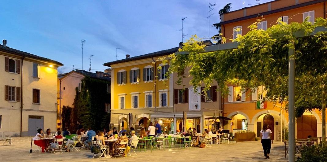 Pizzata in Piazza a Torrechiara