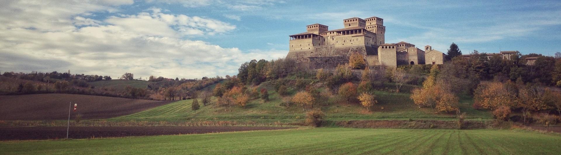 Bianca pellegrina e la Via di Linari – passeggiata guidata a Torrechiara