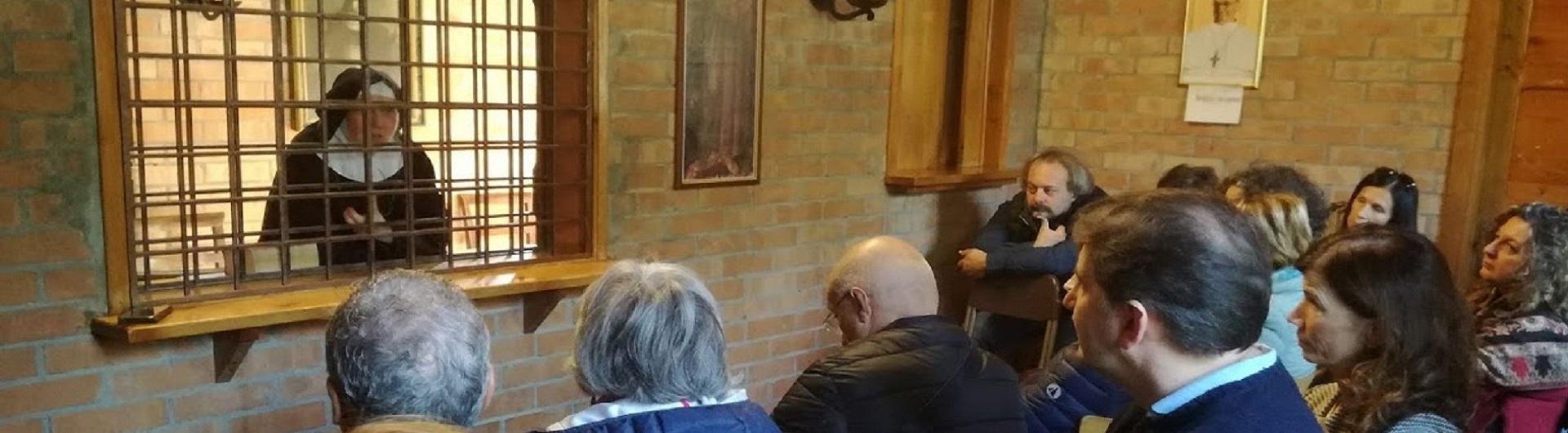 Monasteri Aperti  –  Sulle orme di Santa Chiara, in Appennino