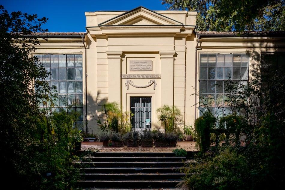 I Like Parma - Visite Orto Botanico - 17/18 ottobre 2020