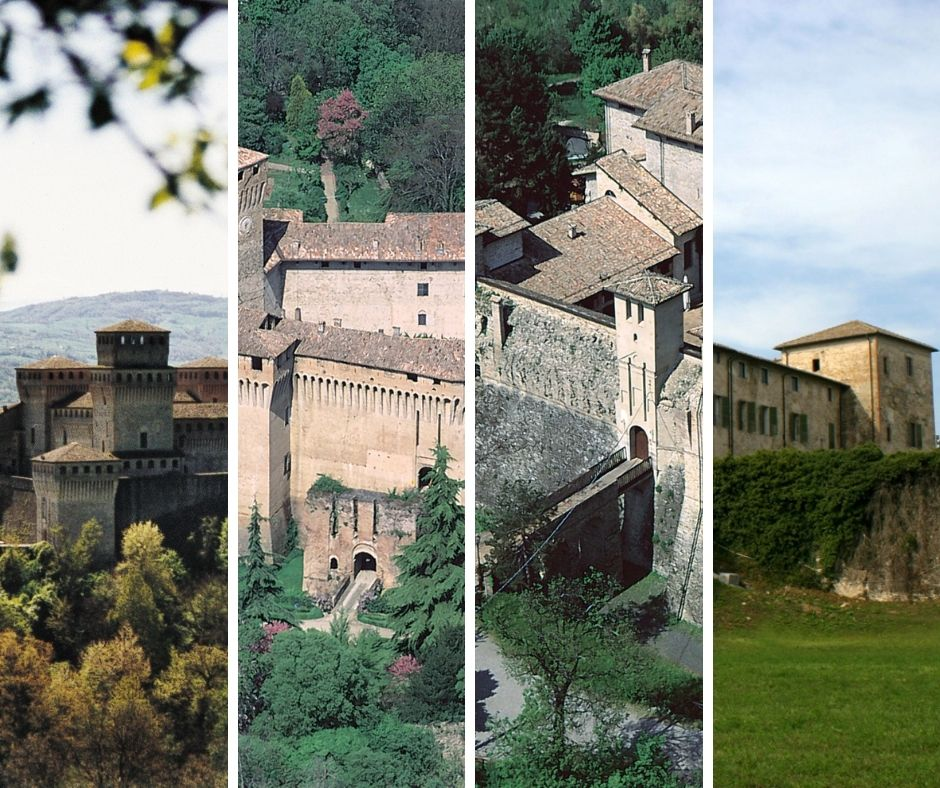 Collage castelli collina vert.jpg