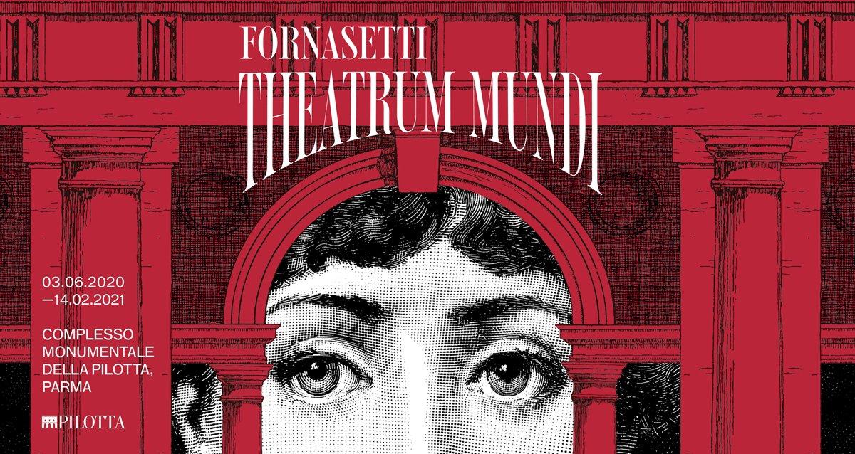 Fornasetti. Theatrum Mundi